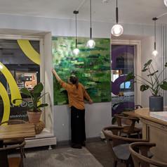 Sofia Cafe, 2020