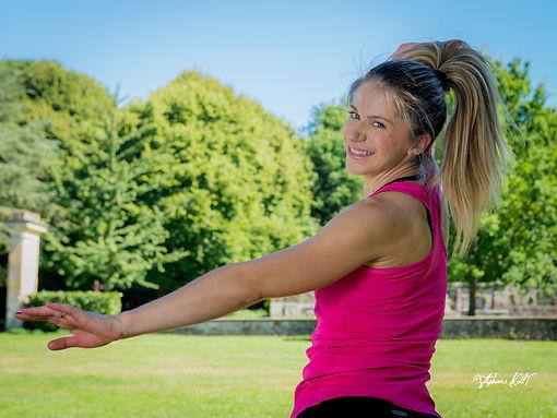 Stéphanie Jugand Tanda coach Pilates professeur de Yoga St Brieuc Cotes d'Armor 22