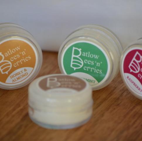 Beeswax lip Balms