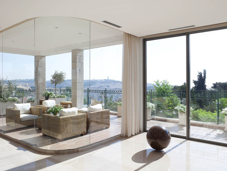 יפת נוף: הדירה הכי יפה בירושלים