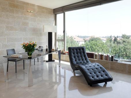עיצוב בתים לעשירון העליון