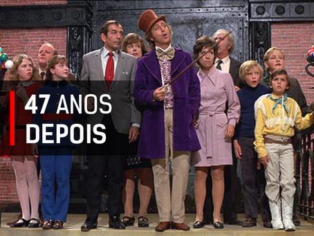 Como estão os atores de Willy Wonka e a Fábrica de Chocolate 47 anos depois?