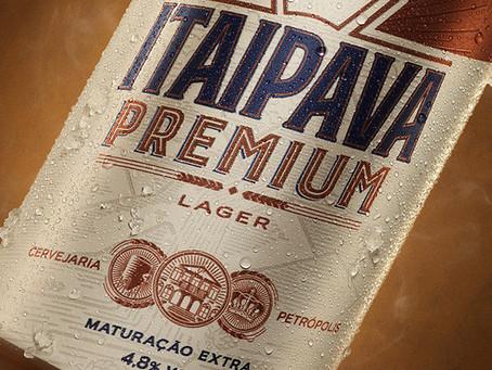 Itaipava Premium de Cara Nova