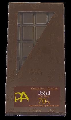 """Brésil Origine """"Sao Tomé"""" 70%"""