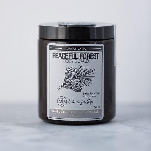 Peaceful Forest SALT Body Scrub