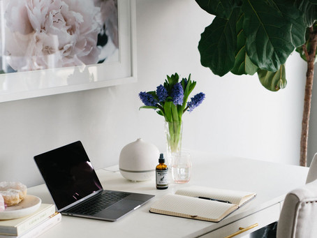 Home is the New Everything—How to Set-Up Sacred Space for Work, Sleep and Relaxation