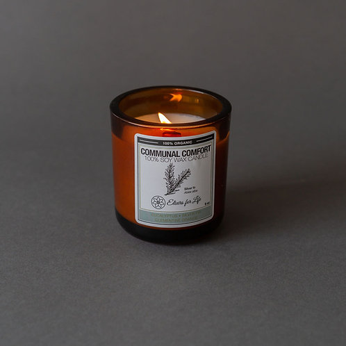 Communal Comfort Candle