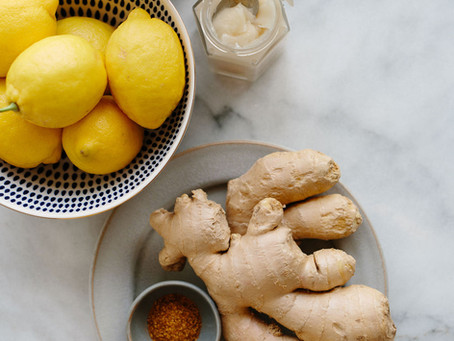 Ginger Juice—An Old Remedy to Keep You Feeling Well