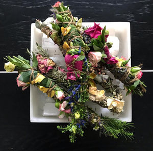 Floral Smudge Sticks: How to Make Them and Why You Won't Want to