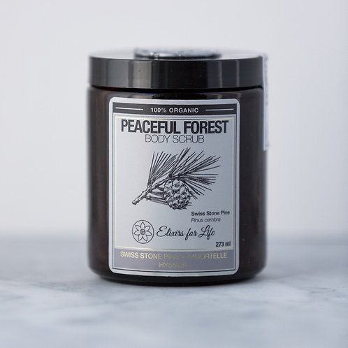 Peaceful Forest SUGAR Body Scrub