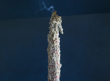 If You're Not Smudging, Here's Why You Need to Start
