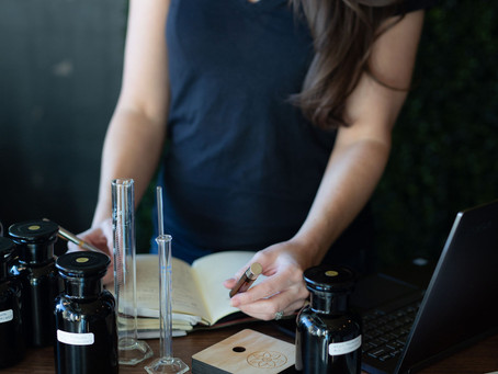 Custom Elixirs—How A Parisienne Nose Changed Everything!