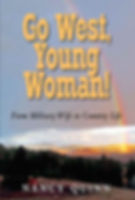 Go West, Young Woman! Book Cover