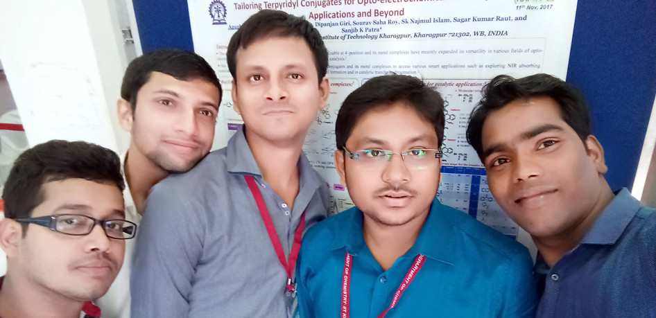 Attending Conference