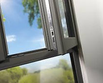 PVCu Window Profile