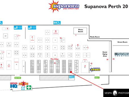 Supanova FloorPlan