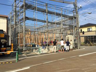 障がい者グループホーム・トトロの家新築工事