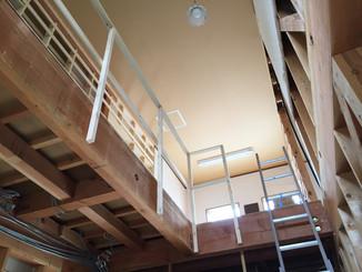 辰口の家改装工事
