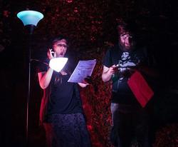 Antiverse release party at Kitty Toupée, 2016_#nysaipress