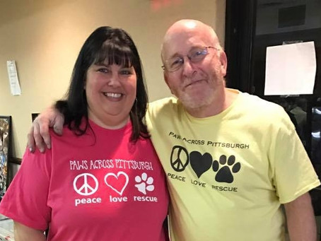 An Interview with the Founder of Paws Across Pittsburgh
