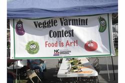 Veggie Varmint Contest