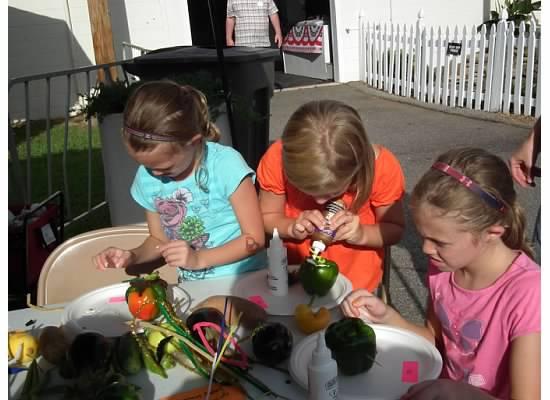 Veggie Varmint Contestants