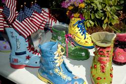 Donna's Gardening Boots