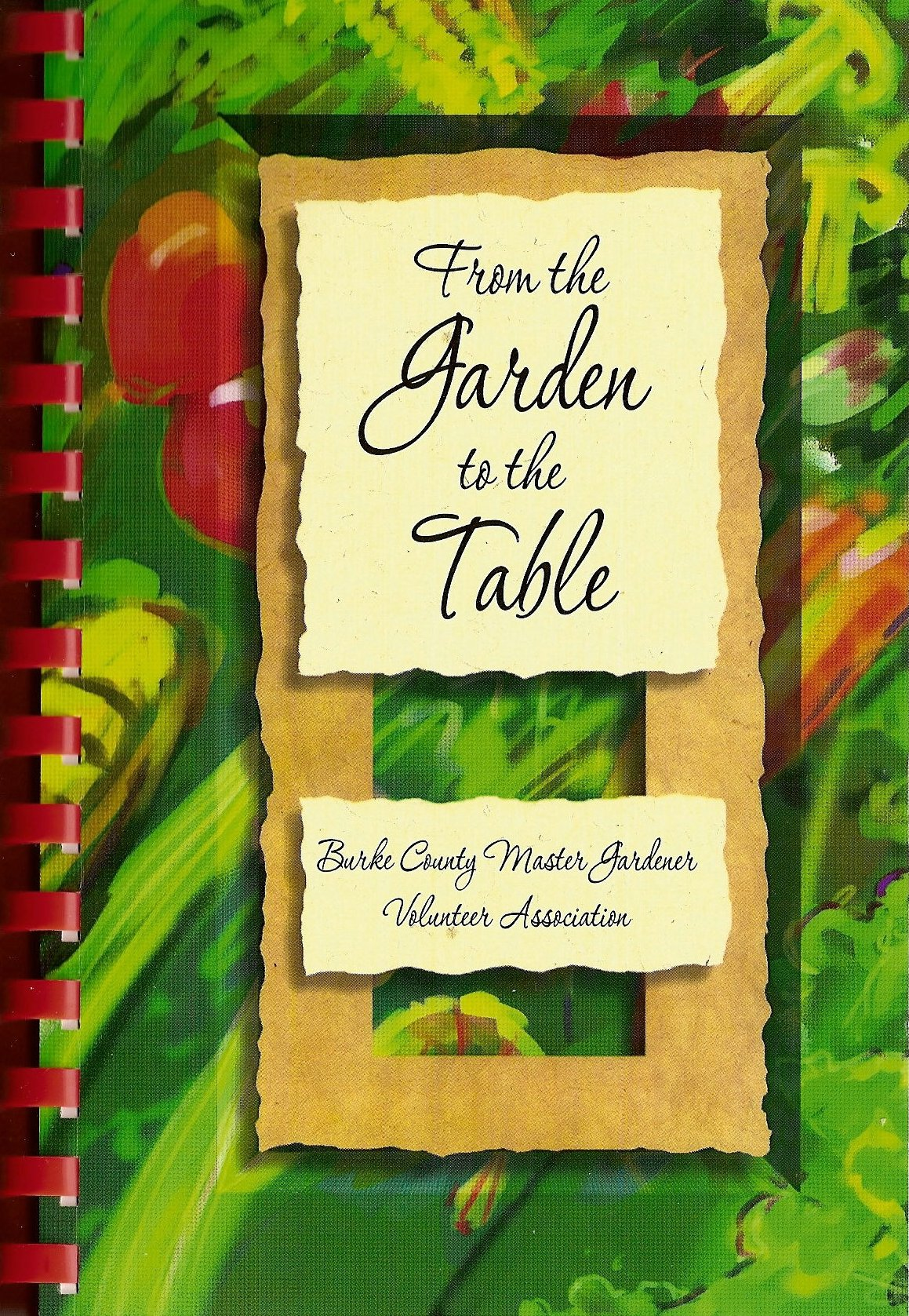 Master Gardener Cookbook