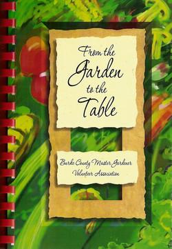 Master Gardener Cookbook