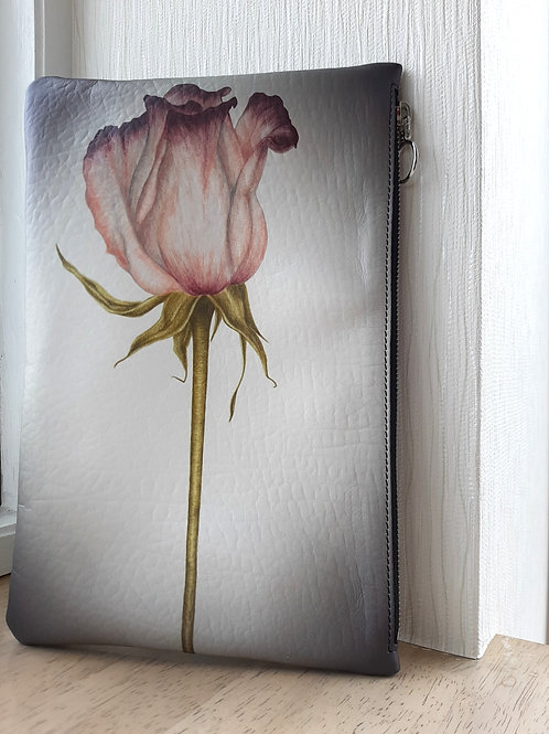 Clutch Rose.(クラッチバッグ)