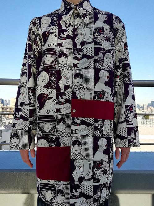 Retro Long Shirt
