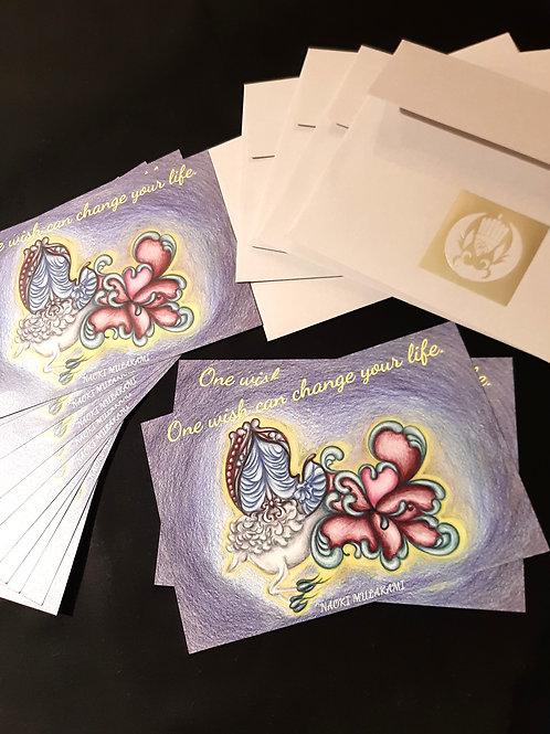 Letter writing set - Pegasus. (レターセット)