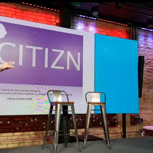 Launch of Citizn and Societal Networks