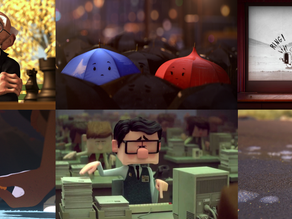 Pixar/Disney Shorts Ranked