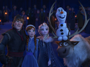 Olaf's Frozen Adventure – Review