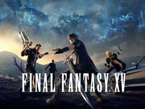 REVIEW: Final Fantasy XV - PS4