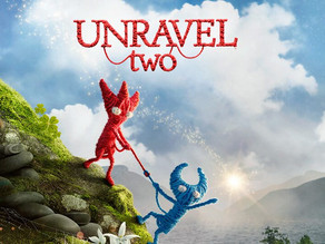 REVIEW: Unravel Two - Nintendo Switch
