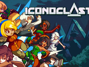 REVIEW: Iconoclasts - PS4