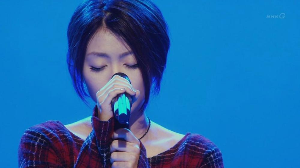 Image result for utada hikaru singing