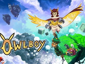 POWER REVIEW: OwlBoy - PC
