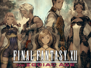 REVIEW: Final Fantasy XII The Zodiac Age - PS4