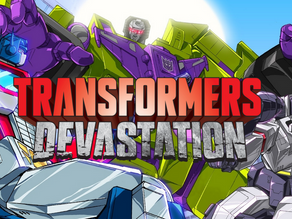 REVIEW: Transformers Devastation - PS4