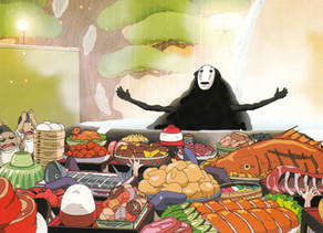 Cartoon Food (and drinks) I've Always Wanted To Try – Part 2 (Ghibli edition!)