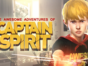 REVIEW: The Awesome Adventures of Captain Spirit - PS4