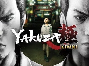POWER REVIEW: Yakuza Kiwami - PS4