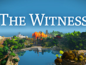 REVIEW: The Witness - PS4
