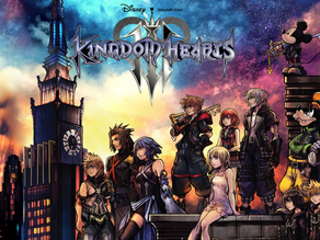 REVIEW: Kingdom Hearts 3 - PS4