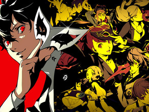 REVIEW: Persona 5 - PS4