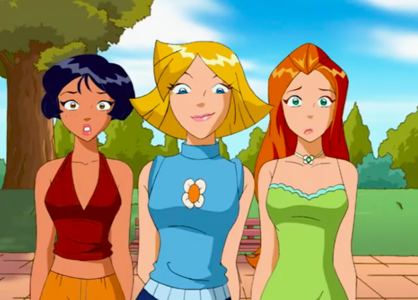 Image result for totally spies screencaps
