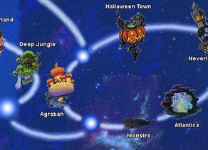My Favourite Kingdom Hearts Worlds